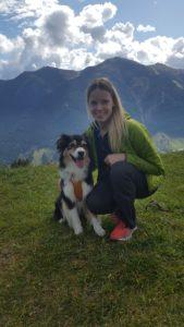 Sabrina Bamba, Hundeschule Pfoten Academy