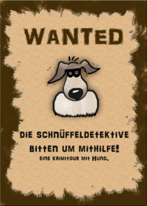 Krimitour - Hundeschule Pfoten Academy
